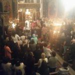 Света Тајна Јелеосвећења у Бухраину