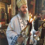 Храмовна слава у Луцерну - Владика Андреј