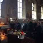 Храмовна слава у Луцерну - Амбасадор БиХ Анђелко Граховац
