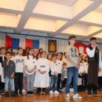 Светосавске свечаности у парохији луцернској