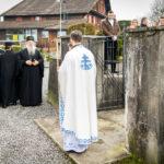 Посета Епископа Теодосија Парохији у Луцерну (1)