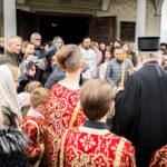 Посета Епископа Теодосија Парохији у Луцерну (7)