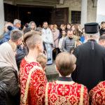 Посета Епископа Теодосија Парохији у Луцерну (8)