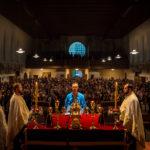 Посета Патријарха Српског Иринеја Црквеној Општини Луцерн (17)