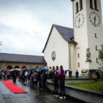 Посета Патријарха Српског Иринеја Црквеној Општини Луцерн (2)