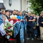 Посета Патријарха Српског Иринеја Црквеној Општини Луцерн (3)