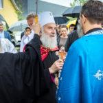 Посета Патријарха Српског Иринеја Црквеној Општини Луцерн (6)