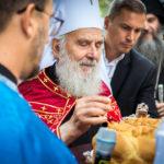 Посета Патријарха Српског Иринеја Црквеној Општини Луцерн (7)