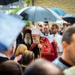 Посета Патријарха Српског Иринеја Црквеној Општини Луцерн (9)
